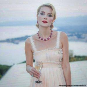 Подробнее: Рената Литвинова показала, как отдыхает во Франции