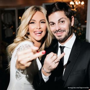 Подробнее: Виктория Лопырева поделилась свадебными фотографиями