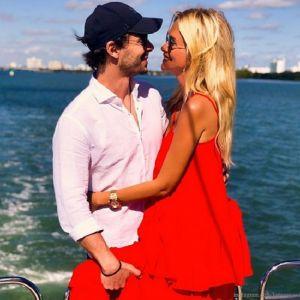 Подробнее: Виктория Лопырева вынудила бойфренда увезти ее в Майами