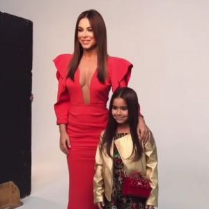 Подробнее: Дочка Ани Лорак дебютировала на подиуме в качестве модели