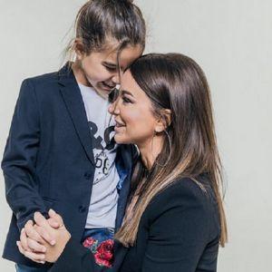 Подробнее: Дочь певицы Ани Лорак впервые выступила на школьной сцене