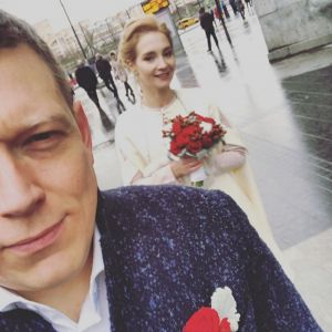 Подробнее: Мария Луговая вышла замуж за Сергея Лавыгина