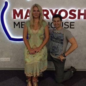 Подробнее: Жена Антона Макарского вынуждена сесть на диету
