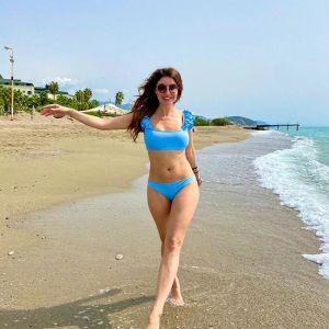Подробнее: Анастасия Макеева в купальнике продемонстрировала фигуру