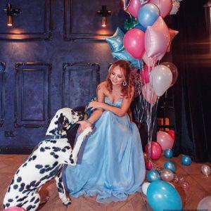 Подробнее: Младшую дочь МакSим на дне рождения развлекали дрессированные ежики