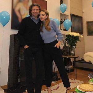 Подробнее: Супруга Дмитрия Маликова показала семейное фото с новорожденным сыном