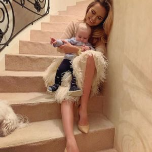 Подробнее: «Как похожи» : Стефания Маликова поделилась фото с подросшим братиком