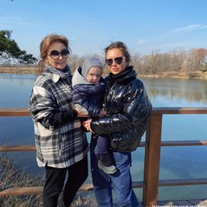 Подробнее: Стефания Маликова показала, как проводит время на карантине с 2-летним братом