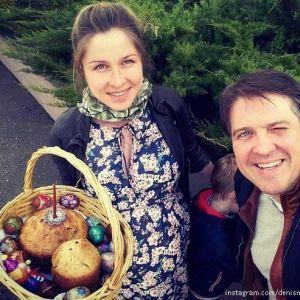 Подробнее: Денис Матросов поддерживал любимую при родах