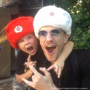 Подробнее: Максим Матвеев рассказал, как растет его сын