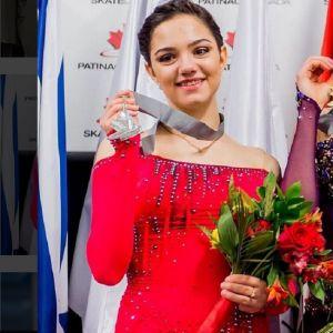 Подробнее: Евгения Медведева заняла лишь третье место на этапе турнира Гран-при в Канаде