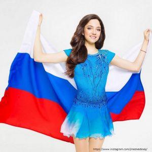 Подробнее: Евгения Медведева рассказала о трудностях учебы