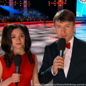 Подробнее: Евгения Медведева рассказала, как чувствует себя в роли ведущей