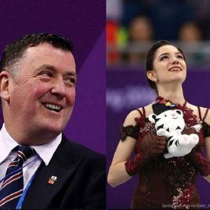 Подробнее: Евгения Медведева рассказала о переходе к канадскому тренеру Брайану Орсеру