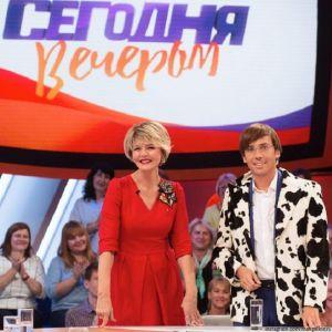 Подробнее: Юлия Меньшова выставила эпатажную звезду 90-х из студии «Сегодня вечером»