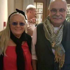 Подробнее: Жена Никиты Михалкова показала, как он выглядел во время службы на флоте