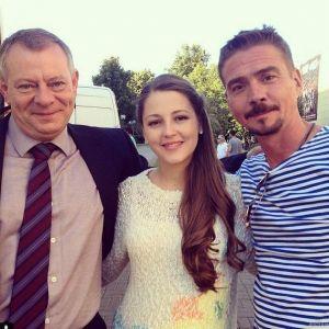 Подробнее: Анна Михайловская начала сниматься в продолжение сериала «Молодежка»