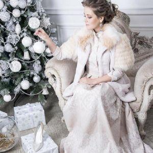 Подробнее: Анне Михайловской в Лондоне не хватило закусок на Новый год