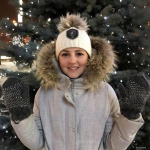 Подробнее: Анна Михайловская вытащила сына на мороз