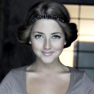 Подробнее: Анну Михайловскую привело в кино умение хорошо танцевать