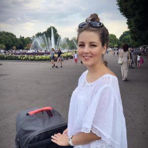 Подробнее: Анна Михайловская отметила  первый день рождения своего первенца