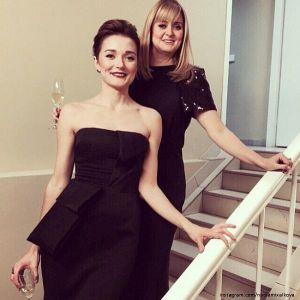 Подробнее: Анна и Надежда Михалковы о своей дружбе, о детях и совместной работе