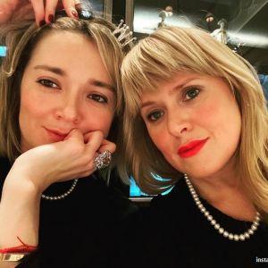 Подробнее: Анна и Надежда Михалковы сводили детей в Большой театр