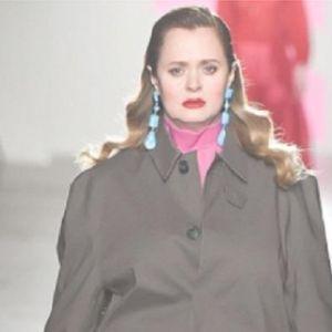 Подробнее: Анна Михалкова возглавила модный показ в ЦУМе