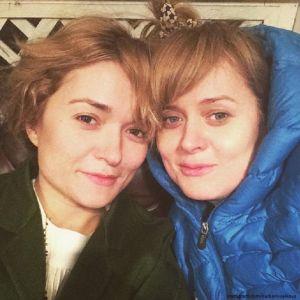 Подробнее: Анна Михалкова получила трогательное поздравление от сестры