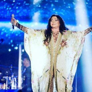 Подробнее: Лолита Милявская выступила на сцене в обтягивающем боди (видео)