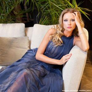 Подробнее: Мария Миронова в первый раз показала свою невестку