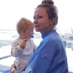 Подробнее: Мария Миронова показала, как плавает с полуторагодовалым сыном