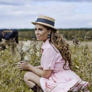 Подробнее: Юлия Михалкова получила в подарок целую корову