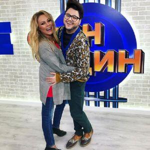 Подробнее: Телеведущий Егор Иващенко сообщил, что Юлия Началова болела раком