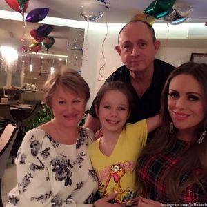 Подробнее: Родители Юлии Началовой лечились в Израиле