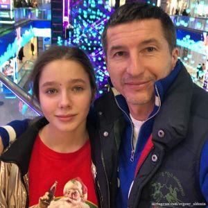 Подробнее: 13-летняя дочка Юлии Началовой новогодние каникулы  проводит с отцом Евгением Алдониным