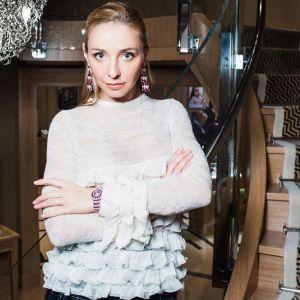 Подробнее: Татьяна Навка показала зажигательный танец дочек