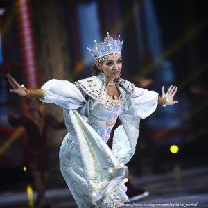 Подробнее: Дочь Татьяны Навки получила золотую медаль на соревнованиях по фигурному катанию