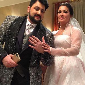 Подробнее: Фото со свадьбы Анны Нетребко