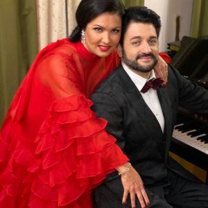 Подробнее: Анна Нетребко с мужем отпраздновали льняную свадьбу