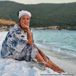 Подробнее: Анна Нетребко показала пляжные фото