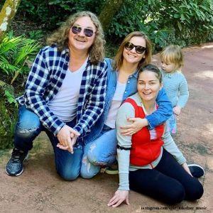 Подробнее: 5-летняя дочка Игоря Николаева послала милый привет старшей сестре в Майами