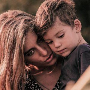 Подробнее: Нино Нинидзе показала, как худеет с сыном