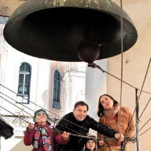 Подробнее: Илью Носкова завораживает колокольный звон