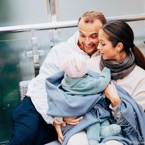 Подробнее: Нюша показала, как начался их семейный отдых