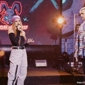 Подробнее: Нюша снова воссоединилась с Егором Кридом
