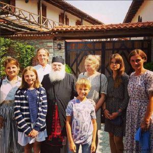 Подробнее: Иван Охлобыстин  представил свою большую семью
