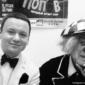 Подробнее: Александр Олешко стал актером благодаря Олегу Попову