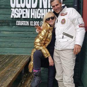 Подробнее: Кристина Орбакайте показала, как ее семилетняя дочь спускается по склону на горных лыжах