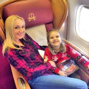 Подробнее: Принцессе Орбакайте исполнилось 3 года